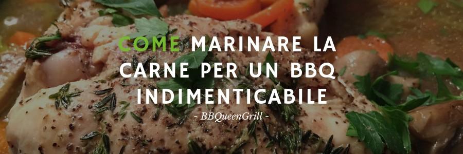 come marinare la carne alla griglia bbqueengrill