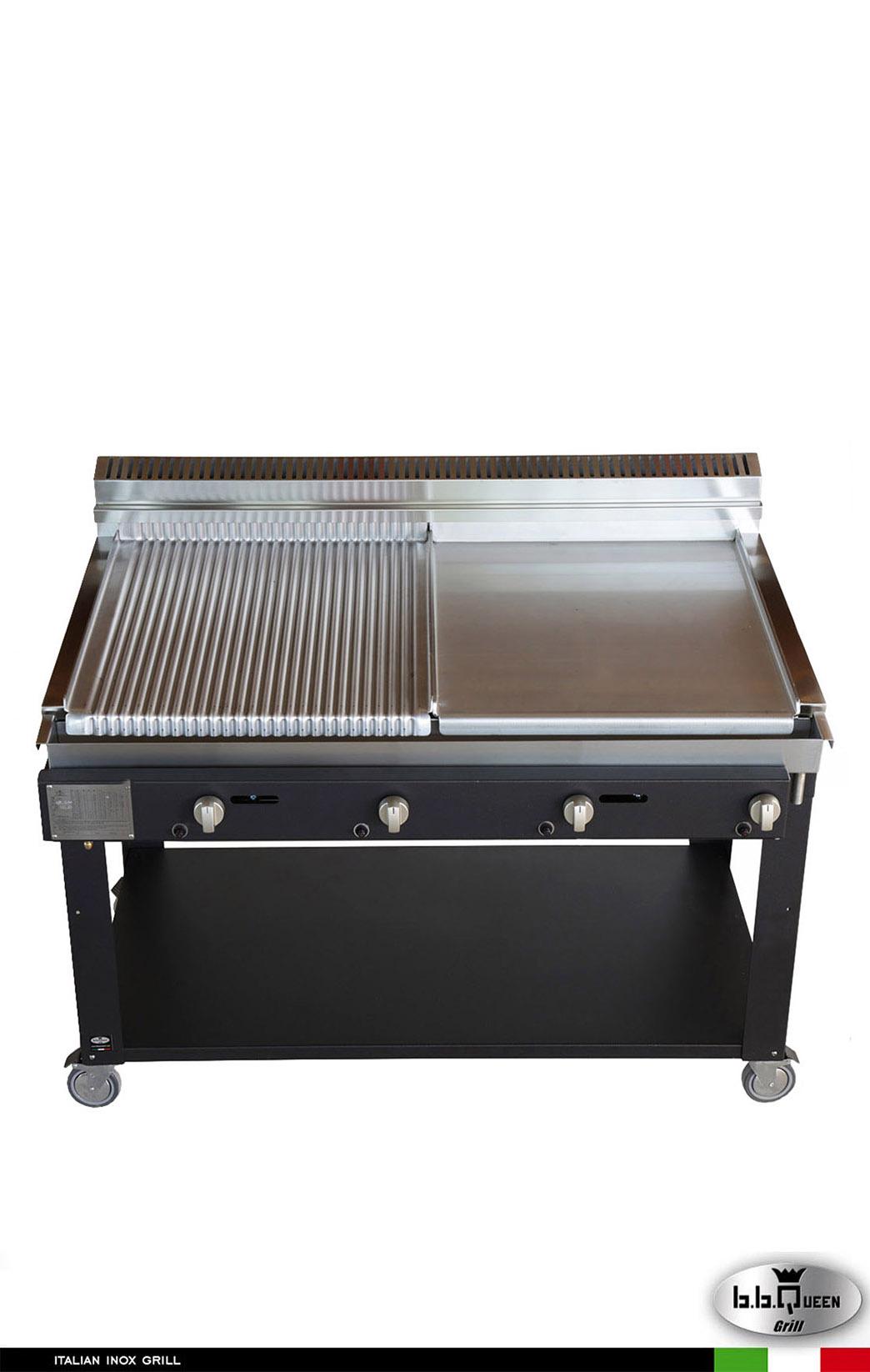 Grill Ristorazione 12 6 Barbecue A Gas Bbqueengrill