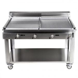 Barbecue a Gas Professionali per Ristorazione