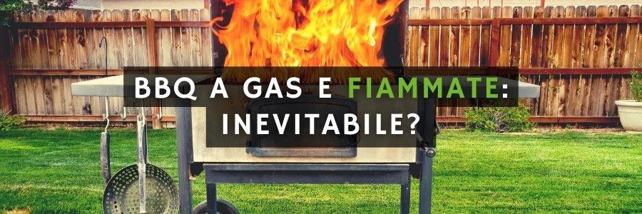 barbecue a gas e fiammate bbqueengrill