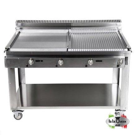 barbecue a gas ristorazione bbqueengrill